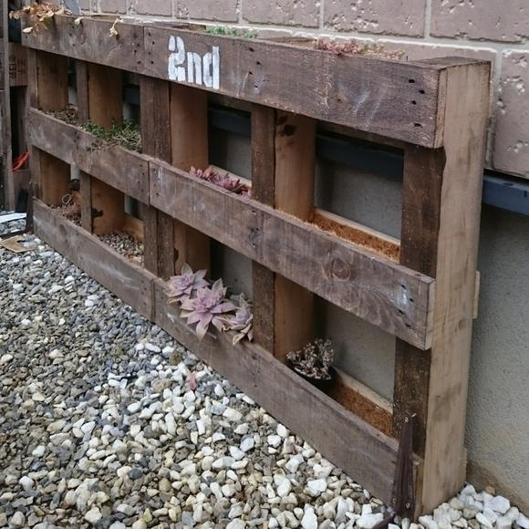 DIYで庭に目隠しを作ろう11