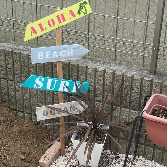 お庭にあると素敵な雑貨をDIYしよう!5