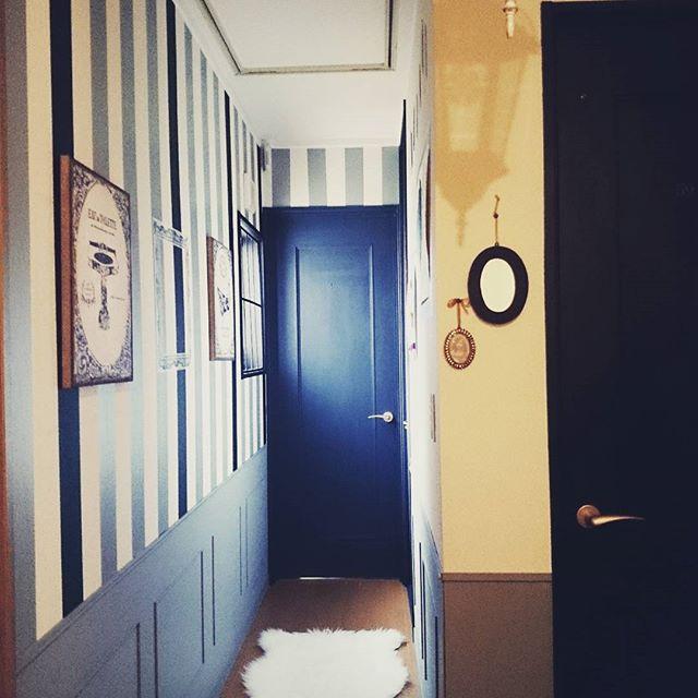 素敵な廊下インテリア5