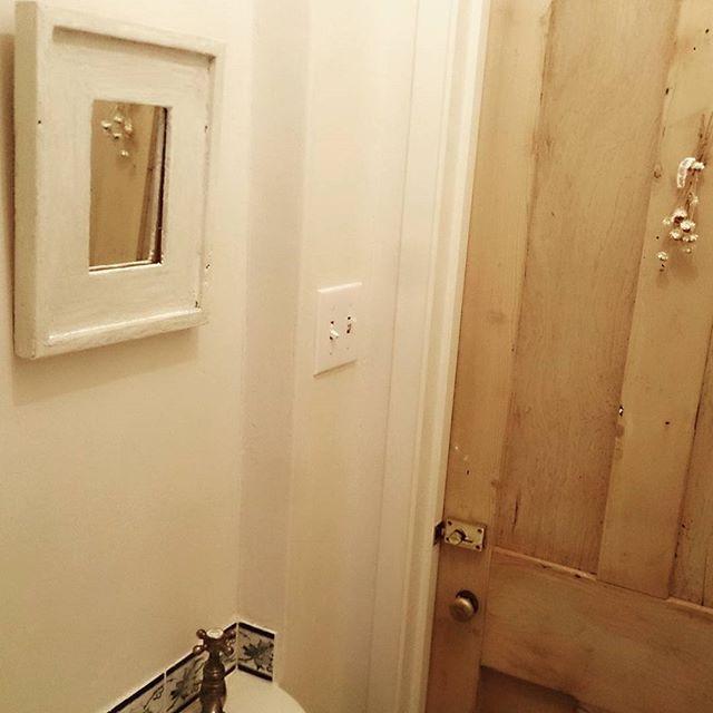 玄関 鏡21