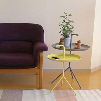 シンプルで実用的【HAY】のサイドテーブル「DLM」特集16