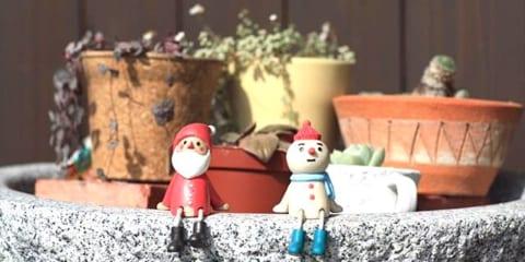 クリスマスに向けて取り入れたい!雪だるまモチーフのあるインテリア♪