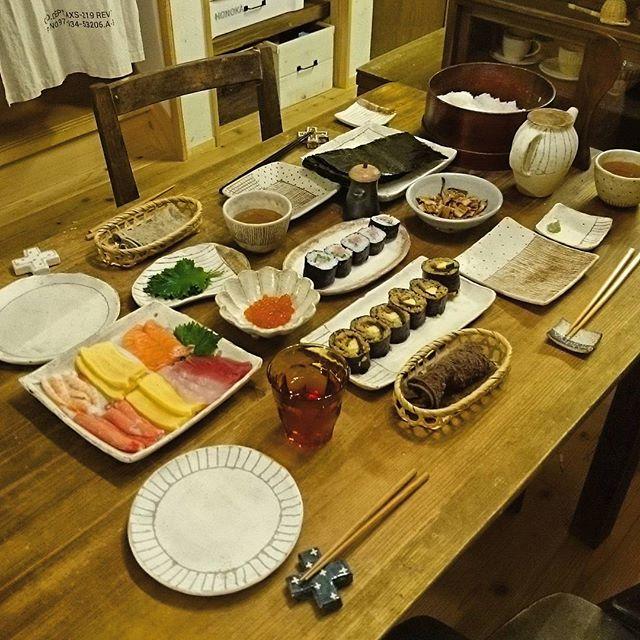 「ホームパーティー」のテーブルシーン&料理特集7