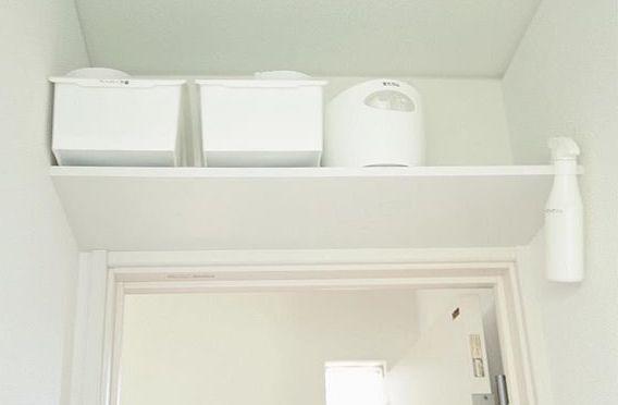 掃除道具のスッキリ収納アイデア5