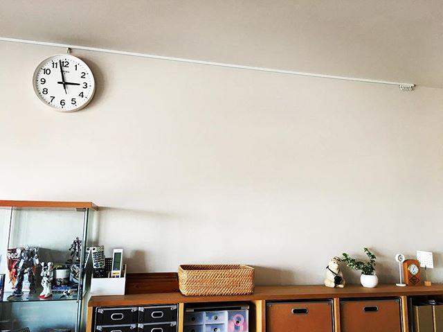 壁掛け時計 セイコー