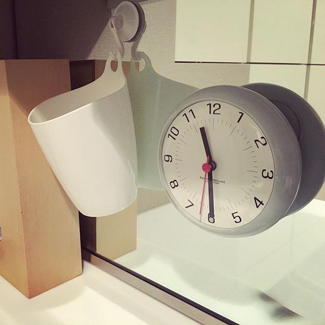 まだまだあります!個性的な壁掛け時計たち☆3