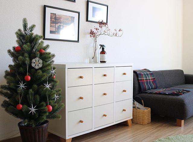 クリスマスツリーはシンプルがおしゃれ3