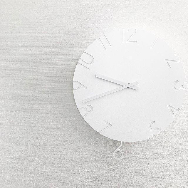 壁掛け時計 Lemnos