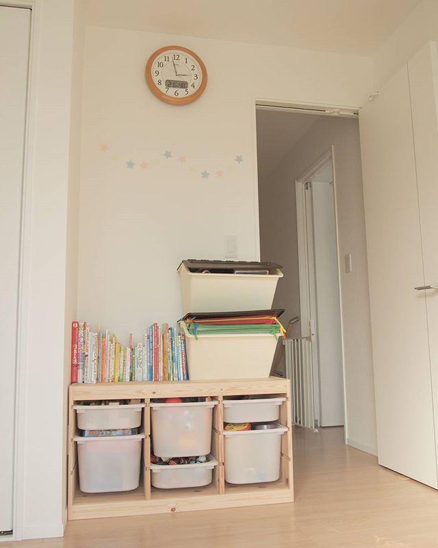 親子で心地よく暮らす収納のヒント集3