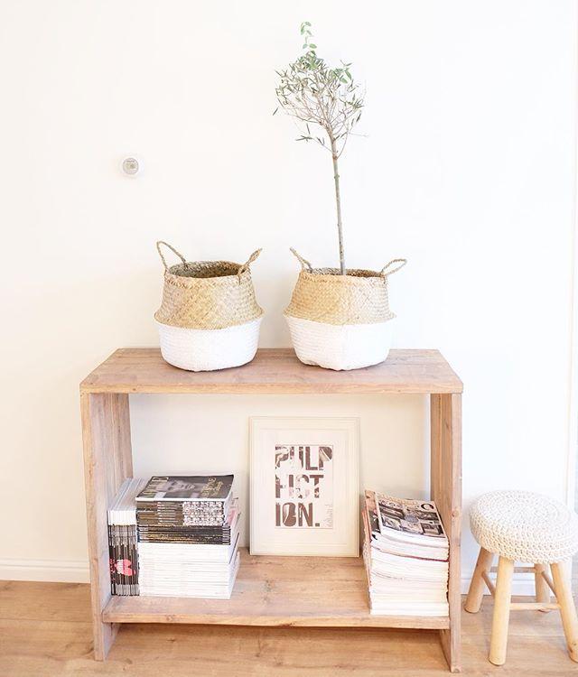 木製家具をおしゃれにコーディネート2