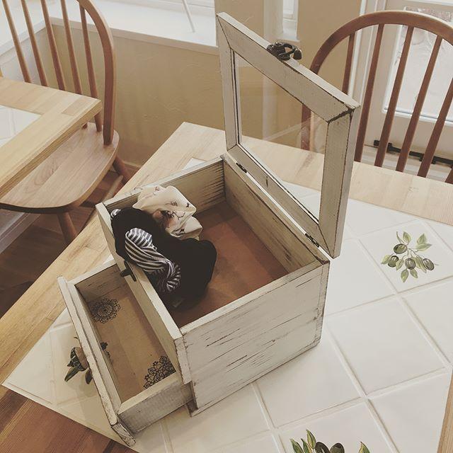 ヘアゴム 収納 DIY10