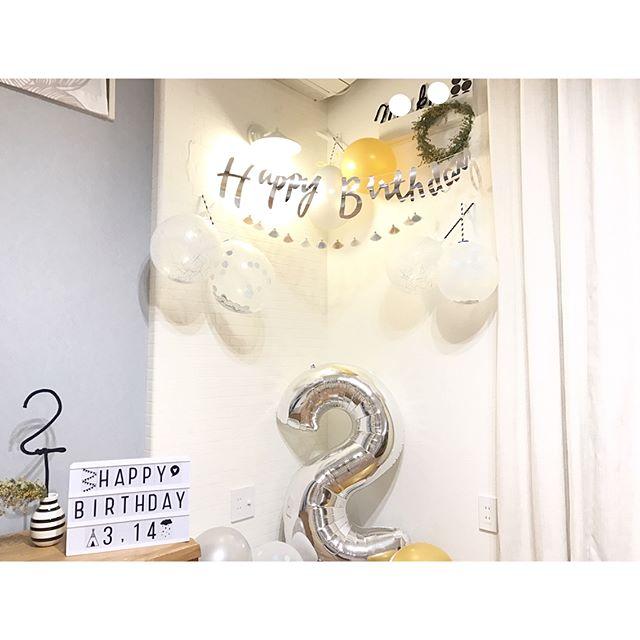 誕生日飾り10