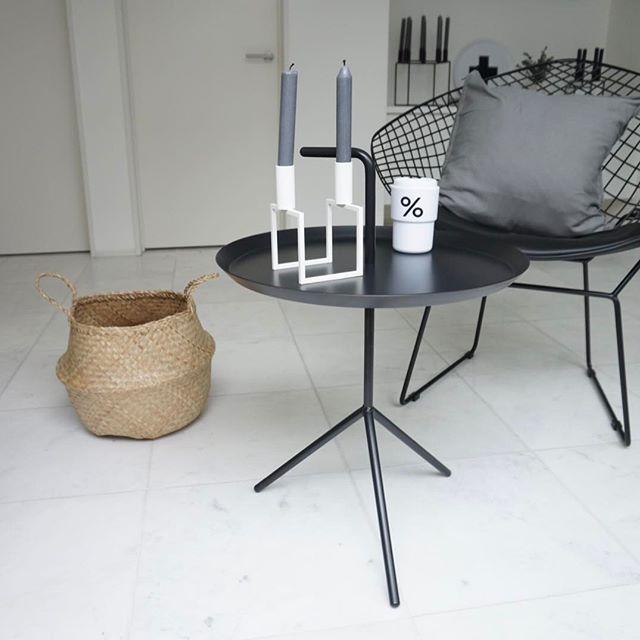 シンプルで実用的【HAY】のサイドテーブル「DLM」特集12