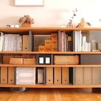 ファイルケースは幅広く使おう!便利な収納アイテムのアイデア活用法