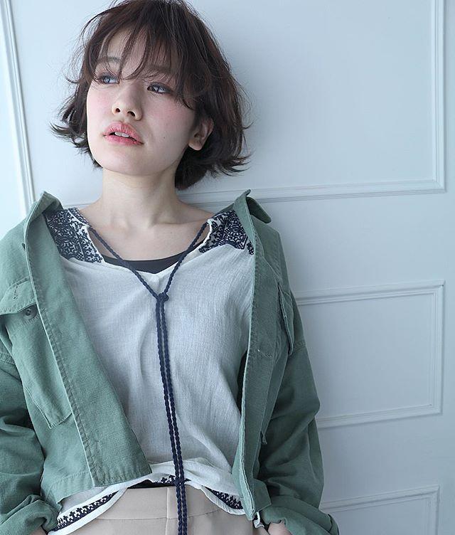 暗髪が好きな女性の為の暗髪スタイル11