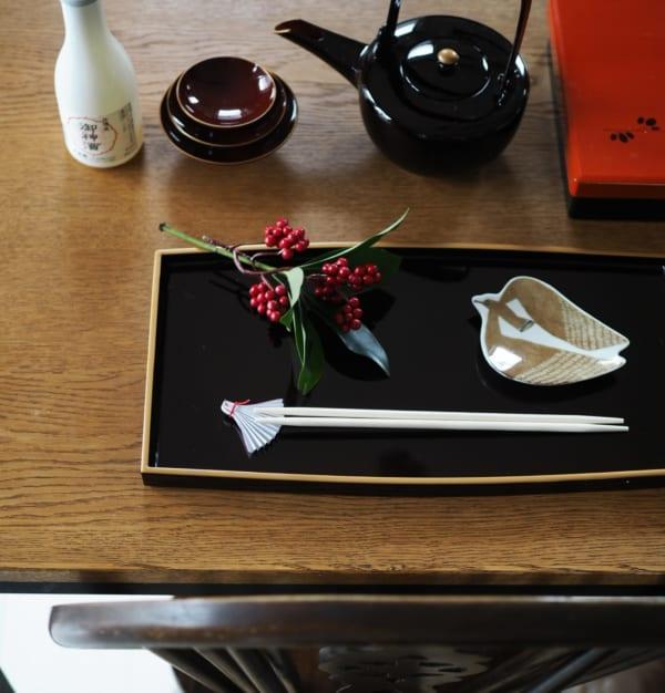 箸置き 箸袋リメイク9