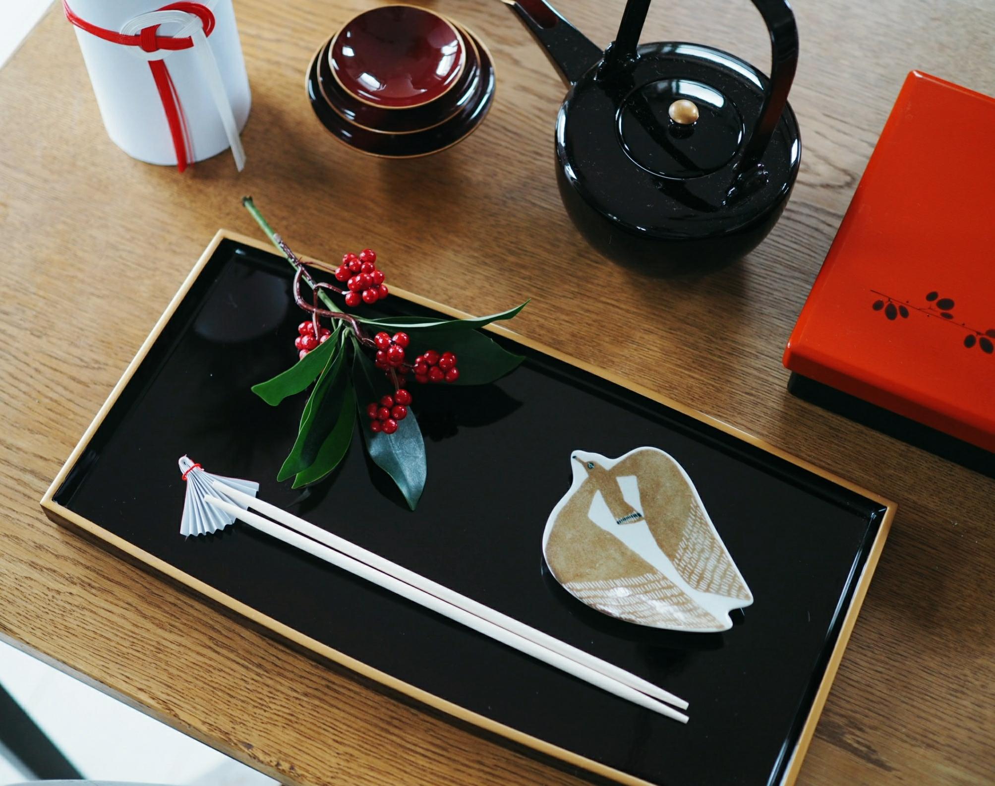 箸置き 箸袋リメイク6