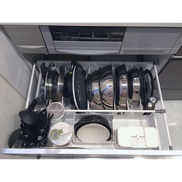 スキット活用法①キッチン収納5