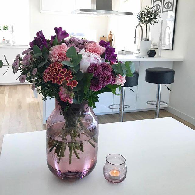 ピンクのお花で華やかに3