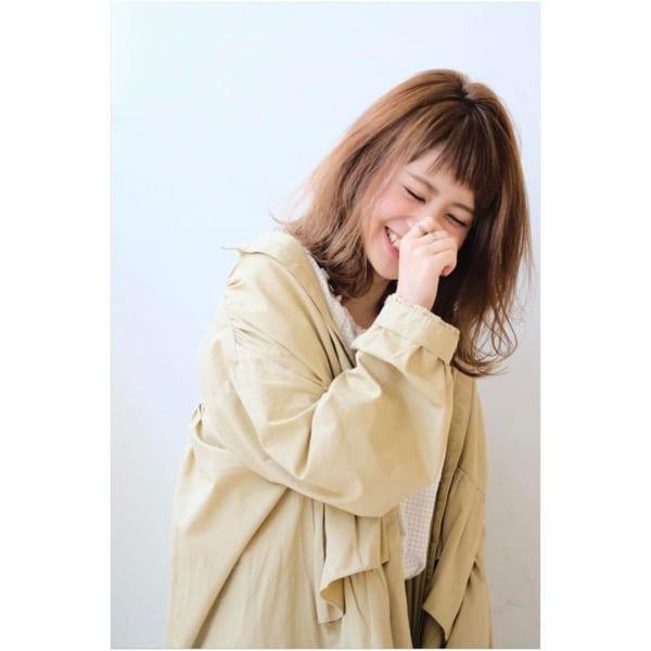 ミディアムパーマアレンジ特集☆68