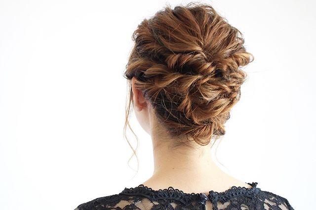 まとめ髪スタイル6