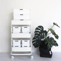 おしゃれで万能!【IKEA】のキッチンワゴンを使った活用アイデア