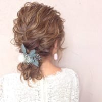 結婚式におすすめの髪型!清楚で可愛らしいアップスタイルを長さ別にご紹介☆