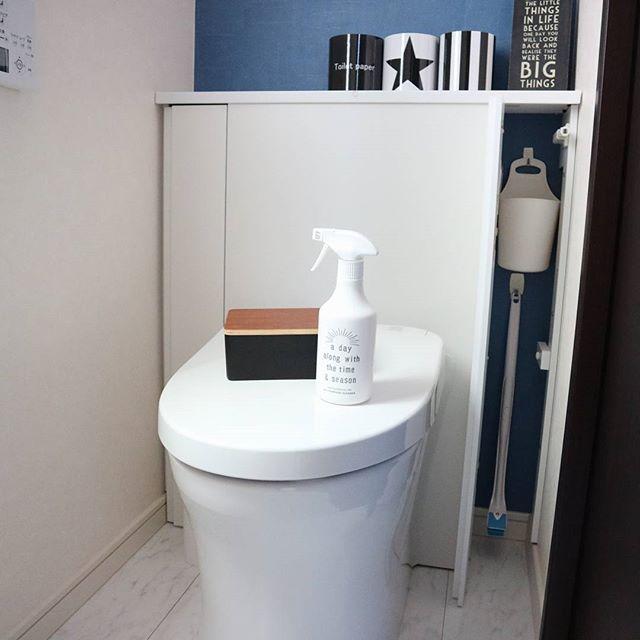 掃除道具のスッキリ収納アイデア3