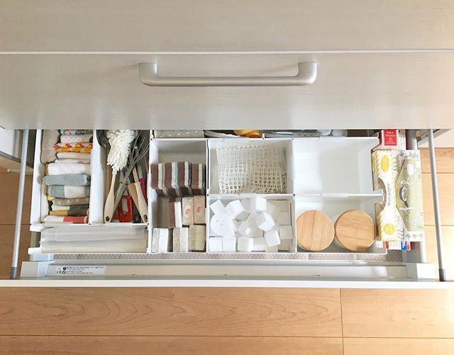 スキット活用法①キッチン収納3