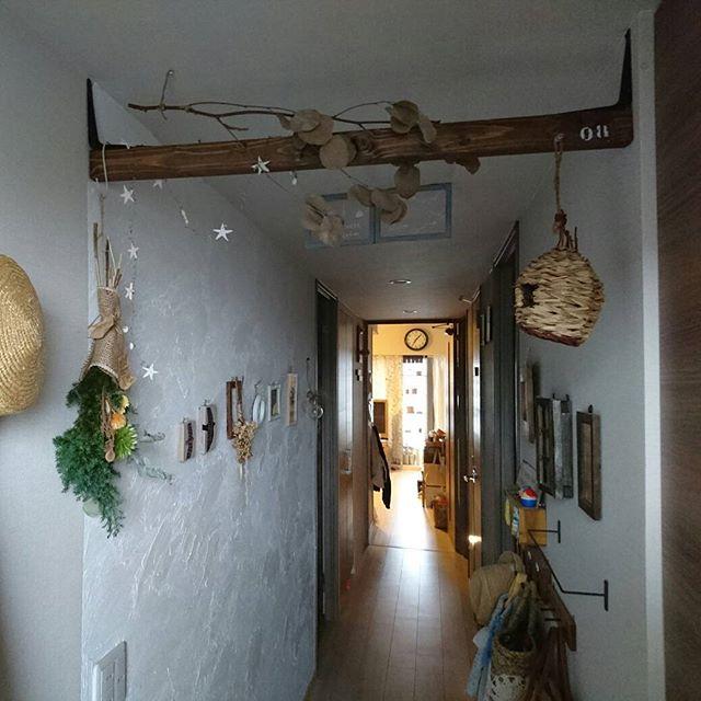 素敵な廊下インテリア