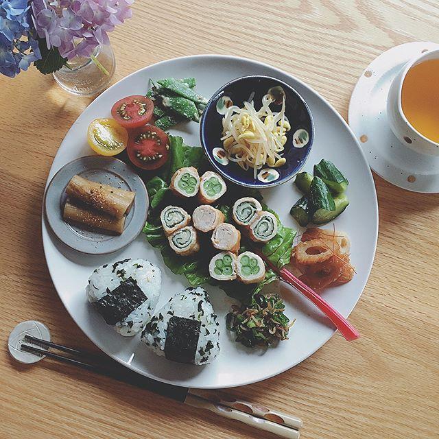 朝はやっぱり白いご飯!和の朝食4