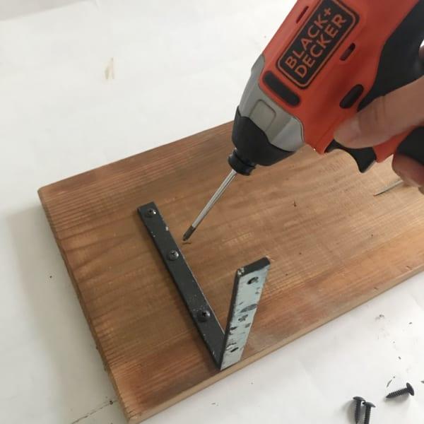 キッチン棚DIY9