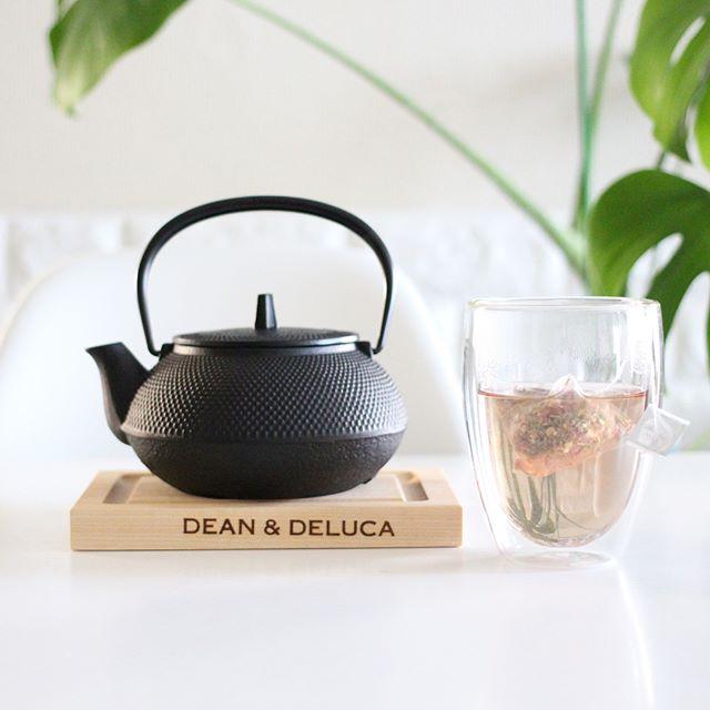 DEAN&DELUCAの鍋敷きで