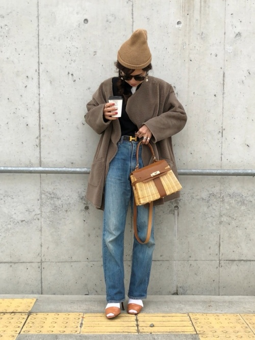 [TONE] 【Artex Knitting Mills】ニットキャップ/WATCH CAP Made in USA(UN)