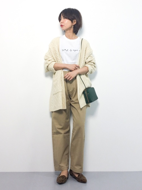 [agnes b.] W984 TS ロゴTシャツ2