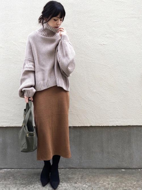 GUのスカート7
