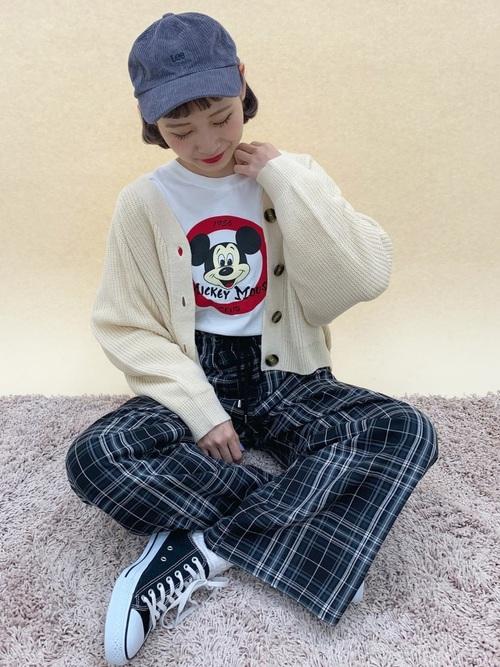 【別注】ミッキーマウス/バルーンプルオーバー3