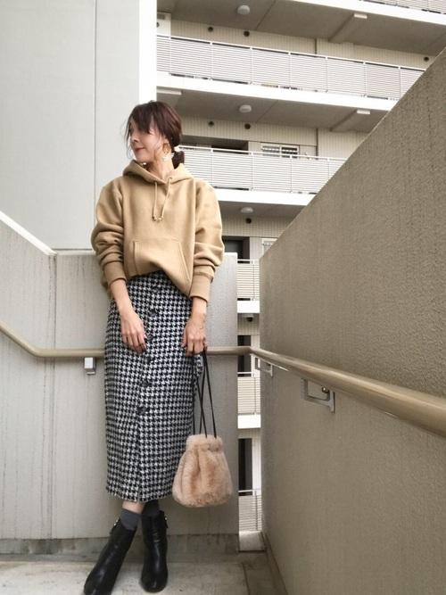 ZARAのスカート3