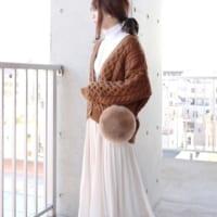 【ユニクロ・GU・しまむら】ロングスカートで作る♡大人女子コーデ特集