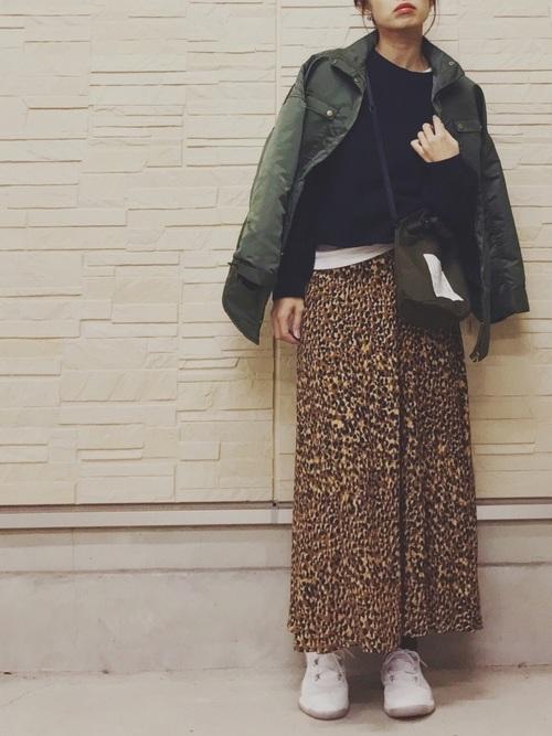 ZARAのスカート6