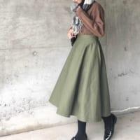 【ユニクロ】のスカート4選★大人カジュアルな着こなし術をご紹介♪