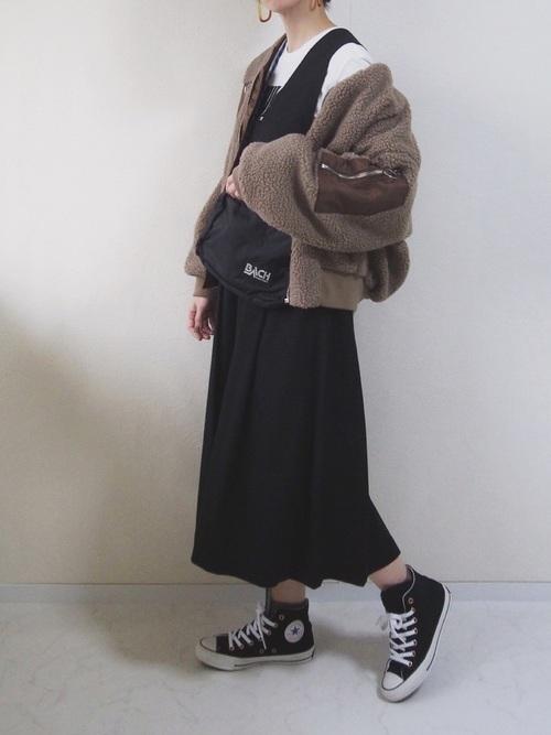 BIGプリーツジャンパースカート2