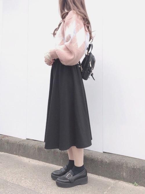 GUのスカート5