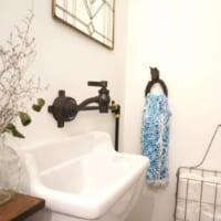 タオル掛けにもこだわりたい♡洗面台やトイレをおしゃれ空間にしよう!