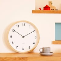 【IKEA・無印良品etc.】で発見♪見る度にテンションが上がる壁掛け時計