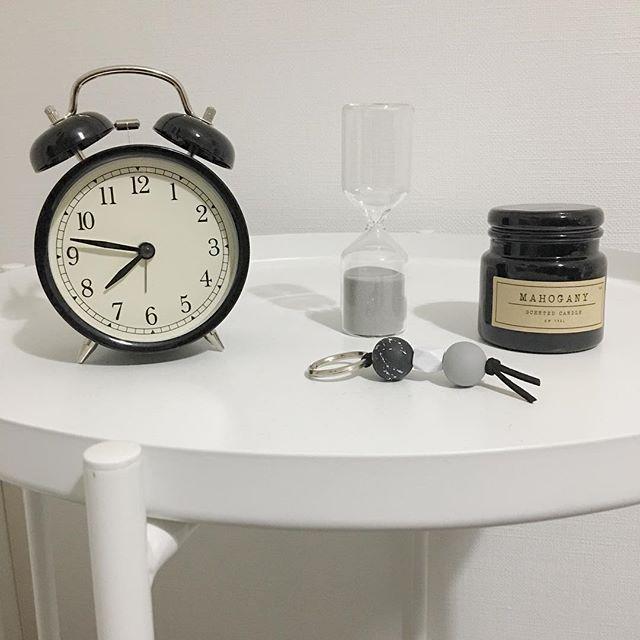 定番型めざまし時計