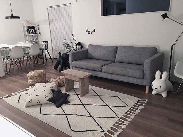 IKEAのソファ3