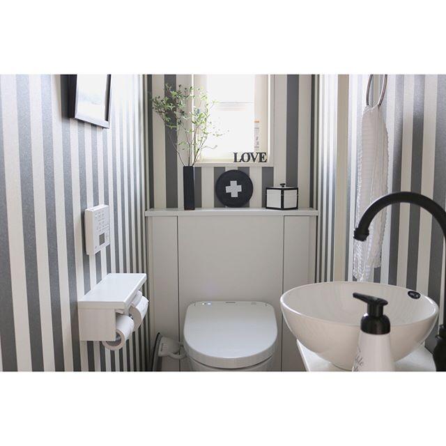 トイレのインテリア3