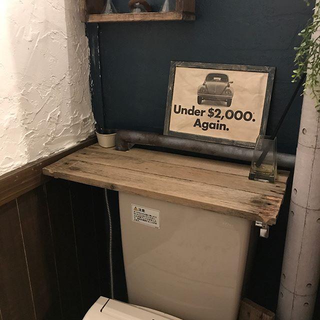 DIYで作るトイレ収納
