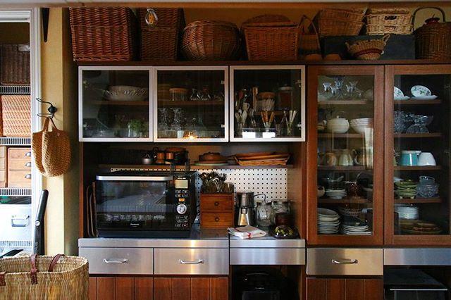 キッチン背面インテリア7